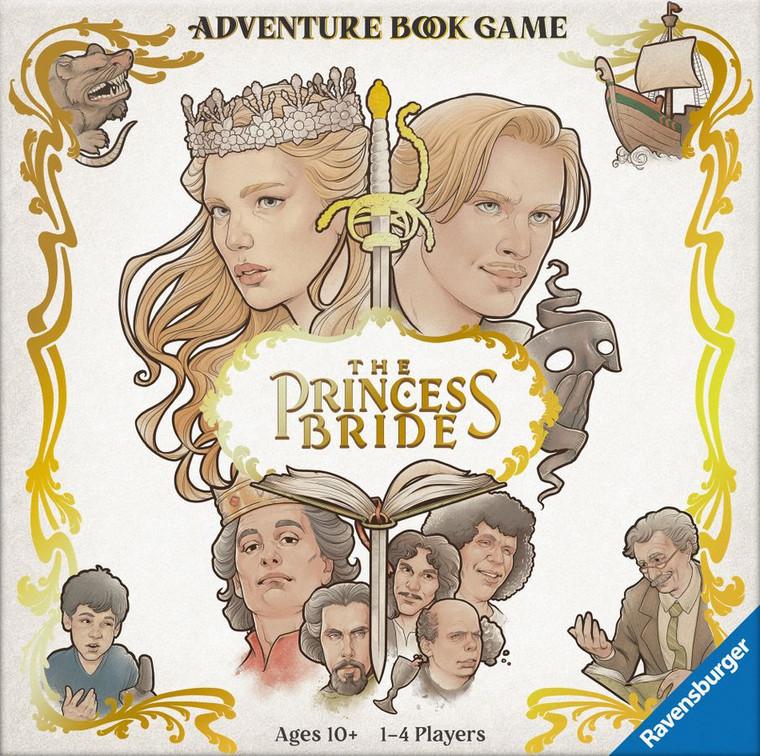 Princess Bride Adventure Book