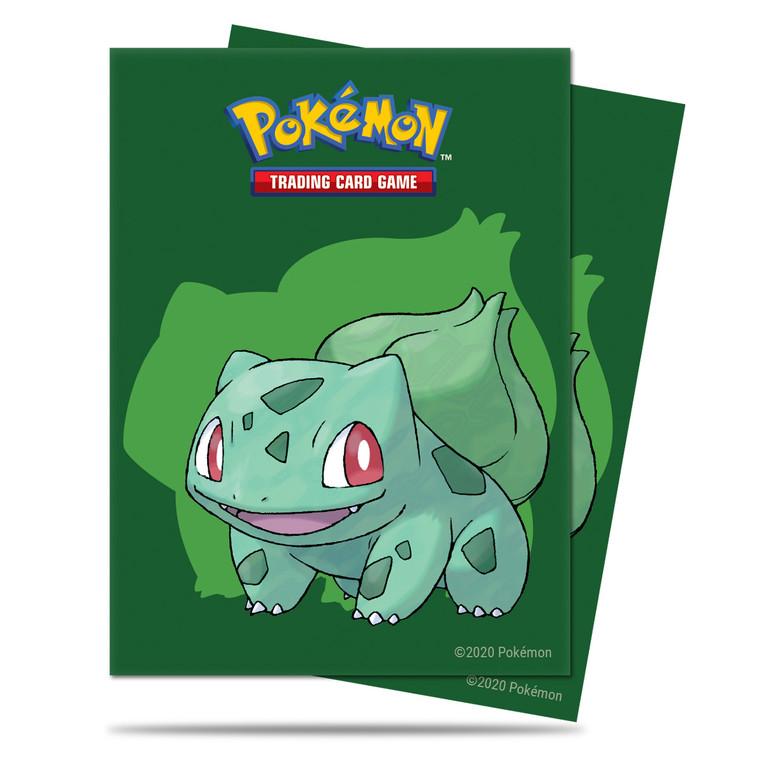 Pokemon Bulbasaur Deck Protector 65ct