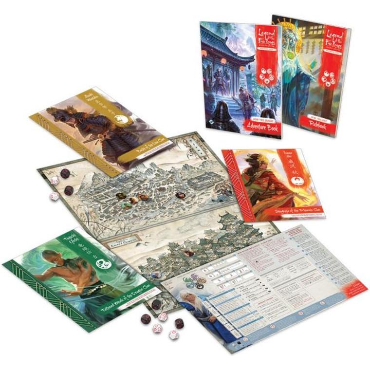 Legend of the Five Rings RPG Starter Kit