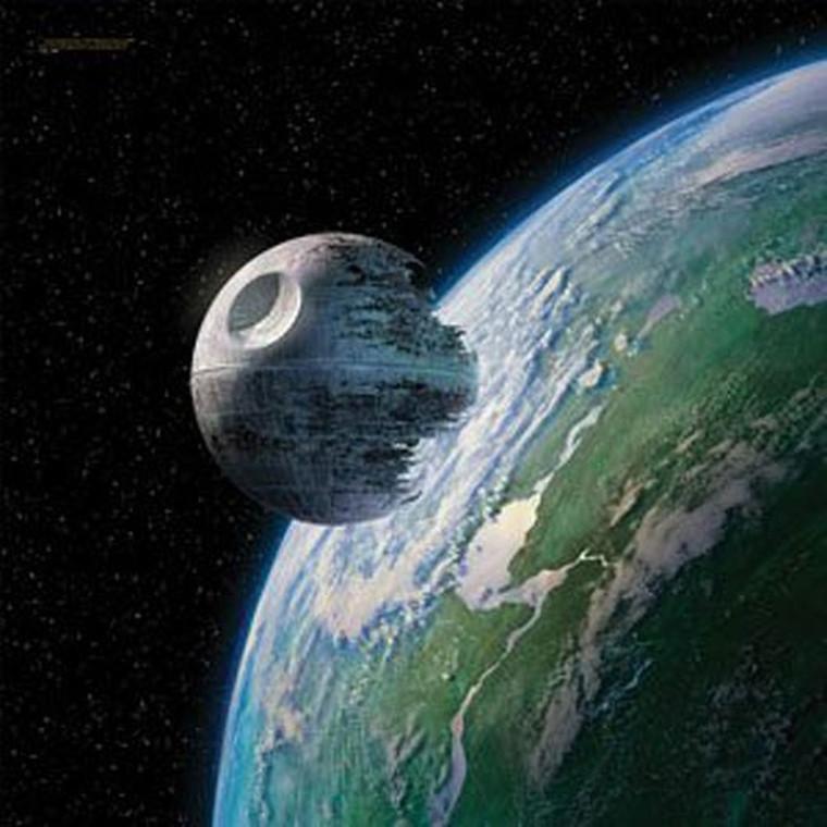Death Star II Playmat 3'x3'