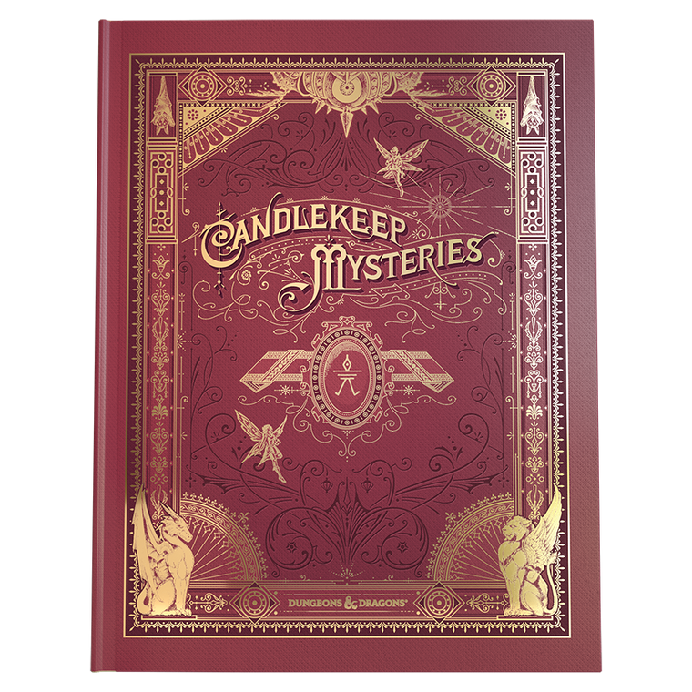*Pre-Order* D&D 5E Candlekeep Mysteries Limited Edition