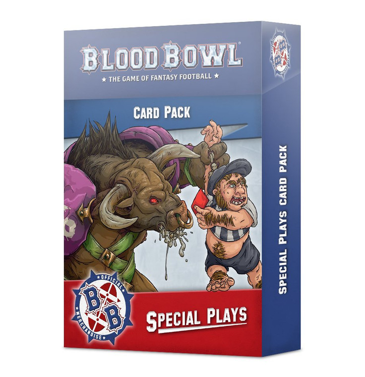 Blood Bowl: Special Play Cards Pack