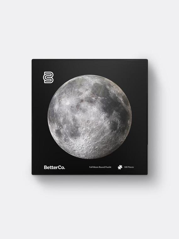 "500 Pc Full Moon 26.5"" Round"