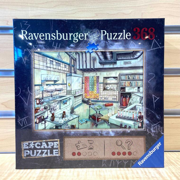 368 Pc Escape Puzzle The Laboratory