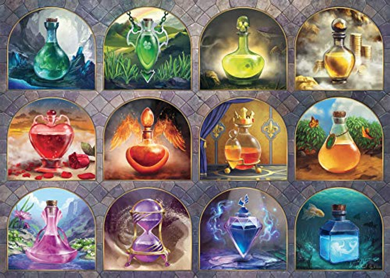 1000 Pc Magical Potions