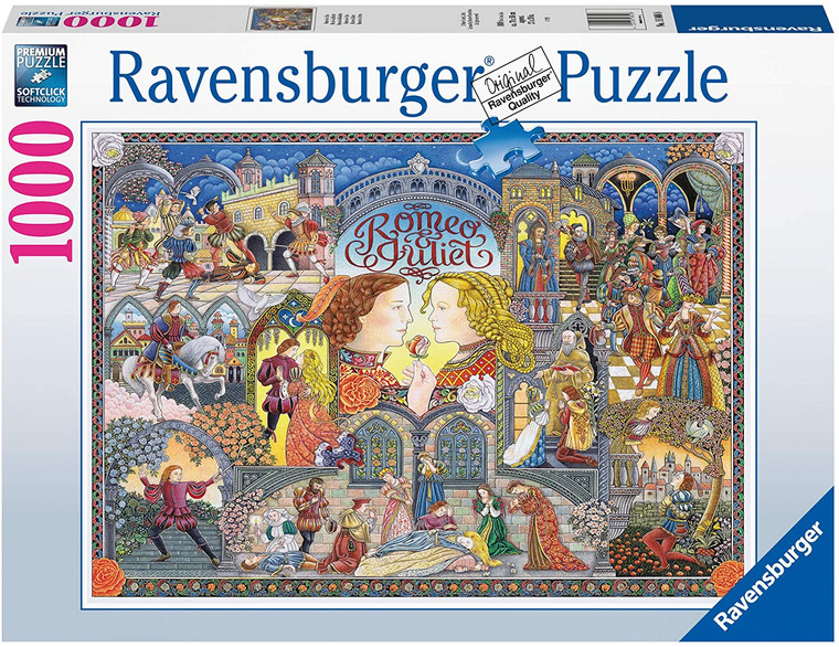1000 Pc Romeo and Juliet