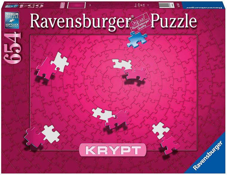 654 Pc Krypt Pink
