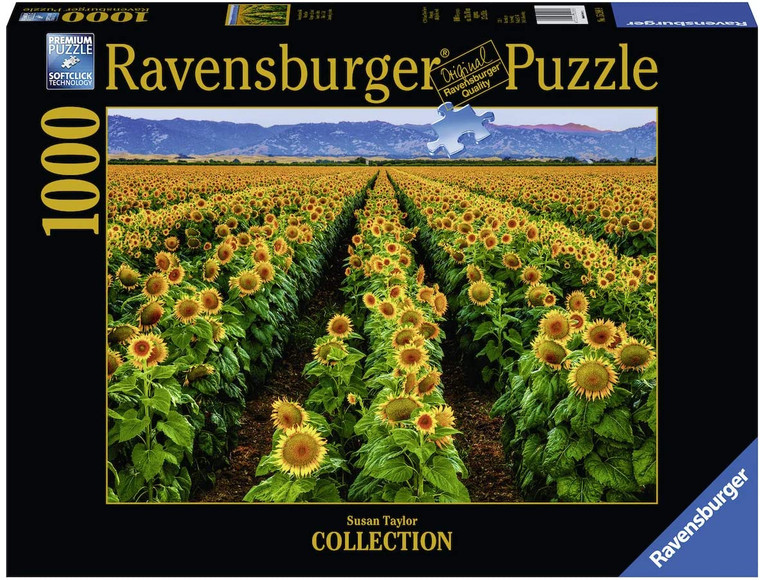 1000 Pc Fields of Gold