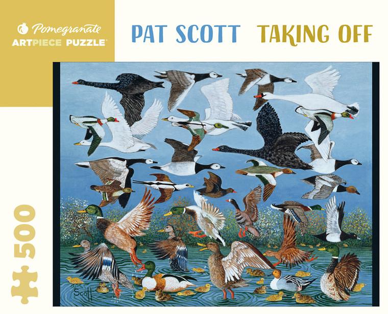 500 Pc Scott, Pat: Taking Off