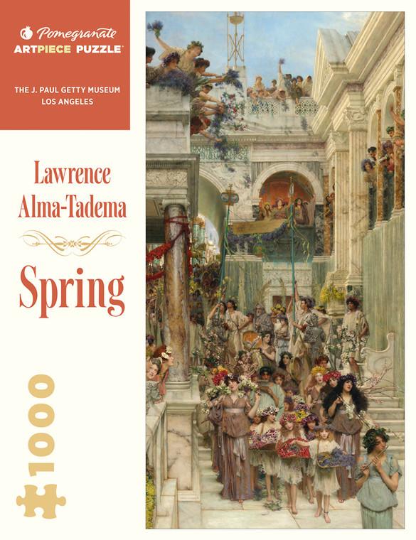 1000 Pc Alma-Tadema, Lawrence: Spring
