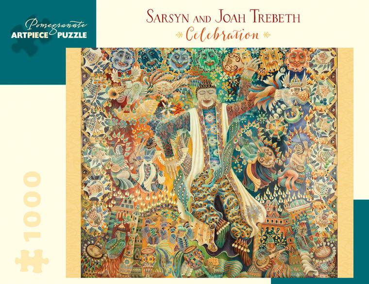 1000 Pc Trebeth, Sarsyn & Joah: Celebration