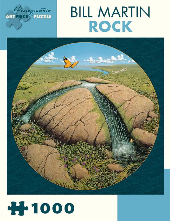 1000 Pc Martin, Bill: Rock