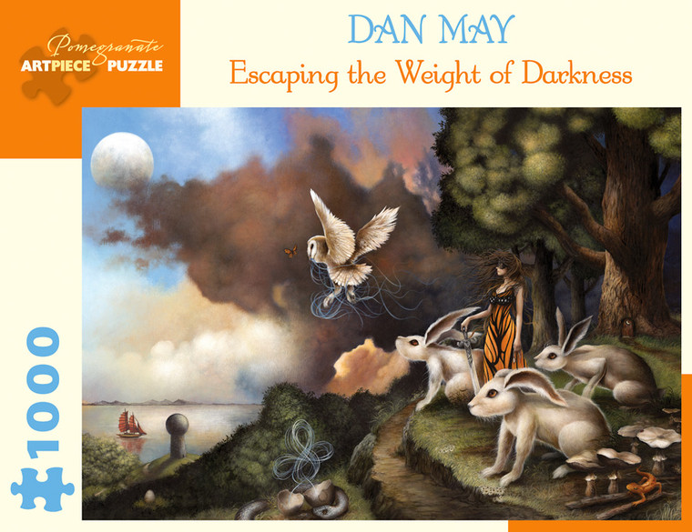 1000 Pc May, Dan: Escaping the Weight of Darkness