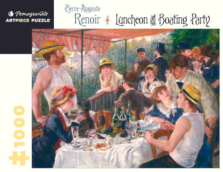 1000 Pc Renoir, Pierre-Auguste: Luncheon of the Boating Party
