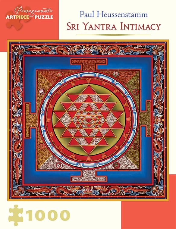 1000 Pc Heussenstamm, Paul: Sri Yantra Intimacy