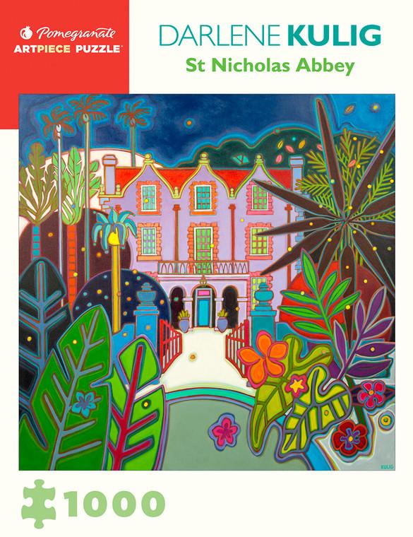 1000 Pc Kulig, Darlene: St Nicholas Abbey