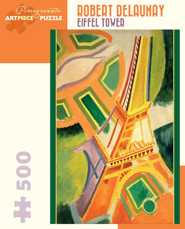 500 Pc Delaunay, Robert: Eiffel Tower