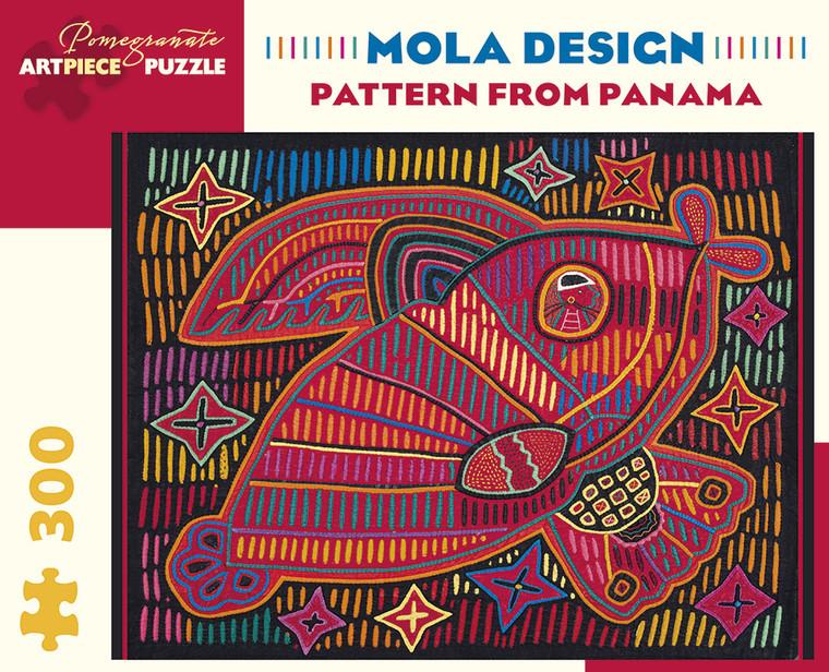 300 Pc Mola Design: Pattern From Panama