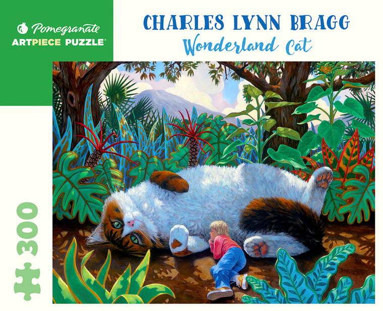 300 Pc Bragg, Charles Lynn: Wonderland Cat
