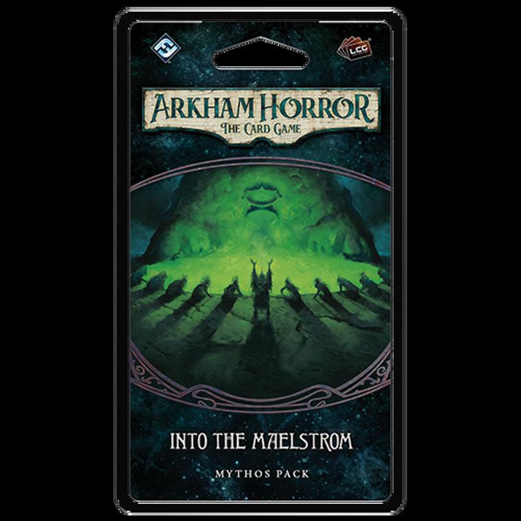 Arkham LCG Into the Maelstrom Mythos