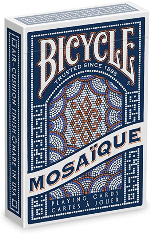 Playing Cards Bicycle Mosaique