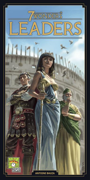 7 Wonders Leaders (New Edition)