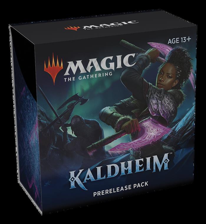 Kaldheim Prerelease Kit