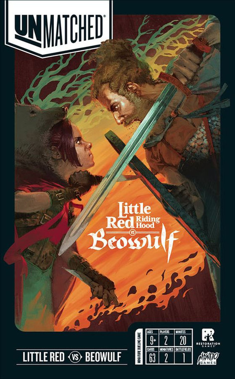Unmatched Little Red Riding Hood vs. Beowulf