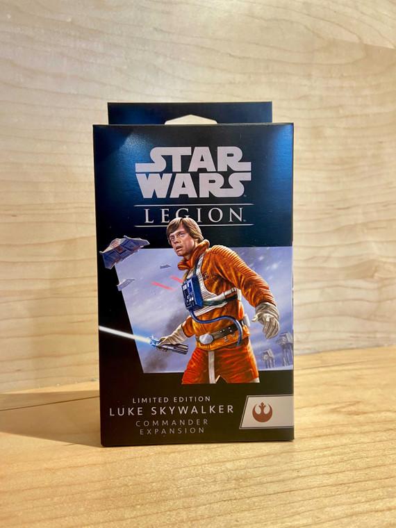 SWL Limited Edition Luke Skywalker Commander Expansion Star Wars Legion