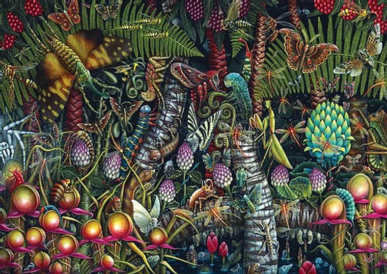 500 Pc Velvet Touch - Microcosmic Garden