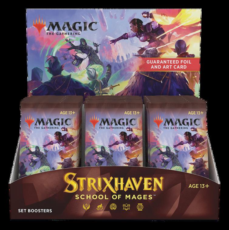 *Pre-Order* Strixhaven Set Booster Box