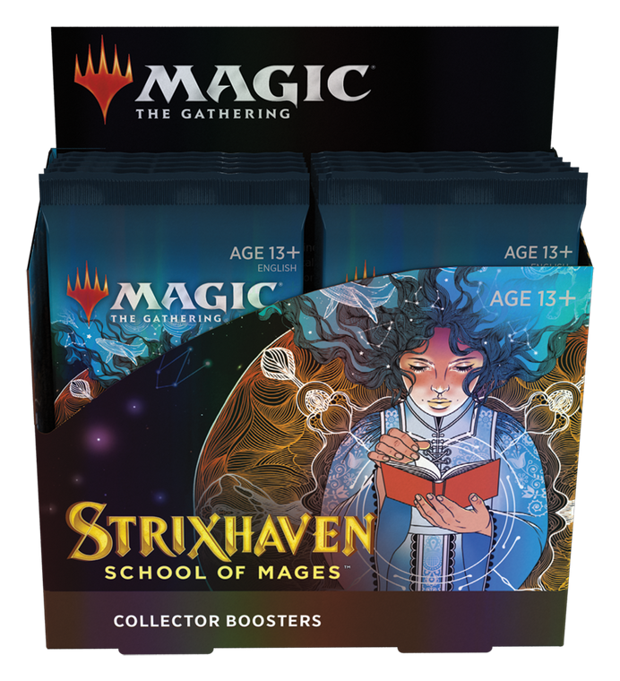 Strixhaven Collector's Booster Box