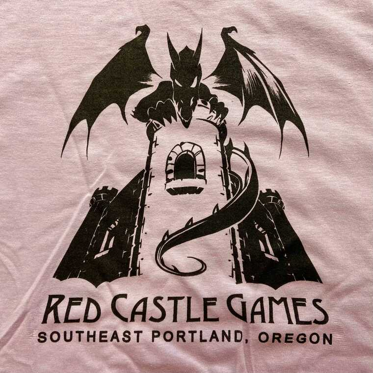 RCG Dragon T-Shirt Orchid w/ Black