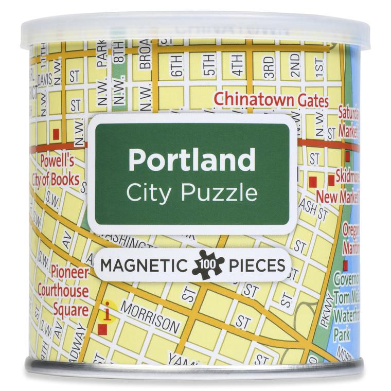 100 Pc Magnetic Portland