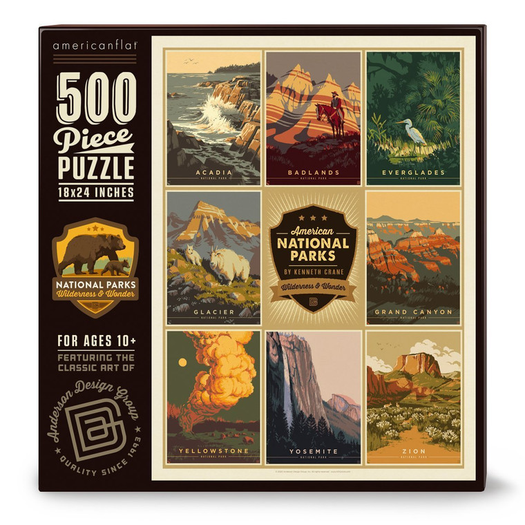 500 Pc National Parks 4