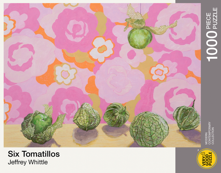 1000 Pc Whittle, Jeffrey: Six Tomatillos