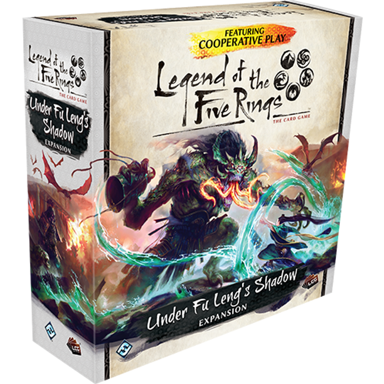 *Pre-Order* L5R LCG Under Fu Leng's Shadow Deluxe