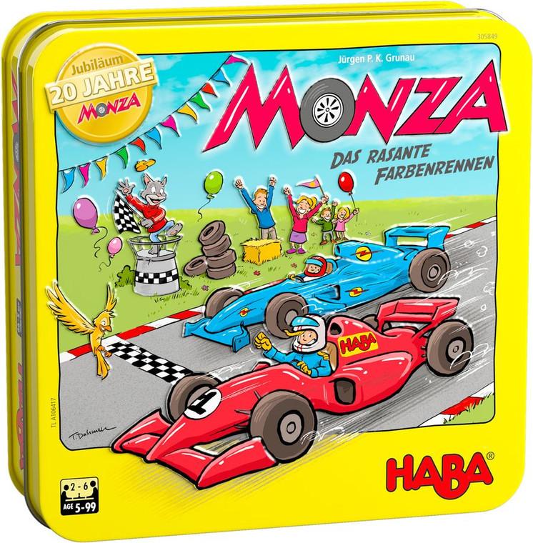 Monza 20th Anniversary