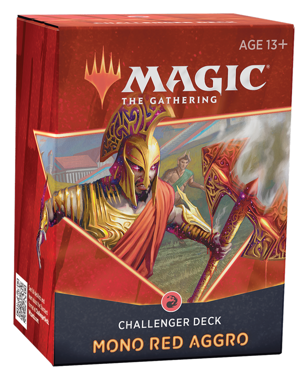 Challenger Deck: Mono Red Aggro