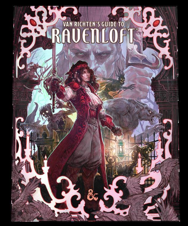 *Pre-Order* D&D 5E Van Richten's Guide to Ravenloft Limited Edition
