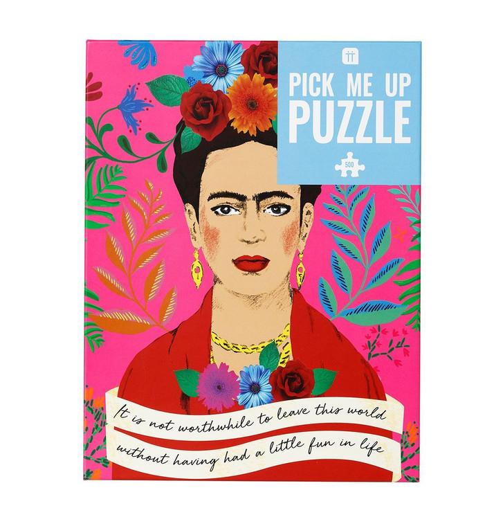 500 Pc Frida Kahlo Quote