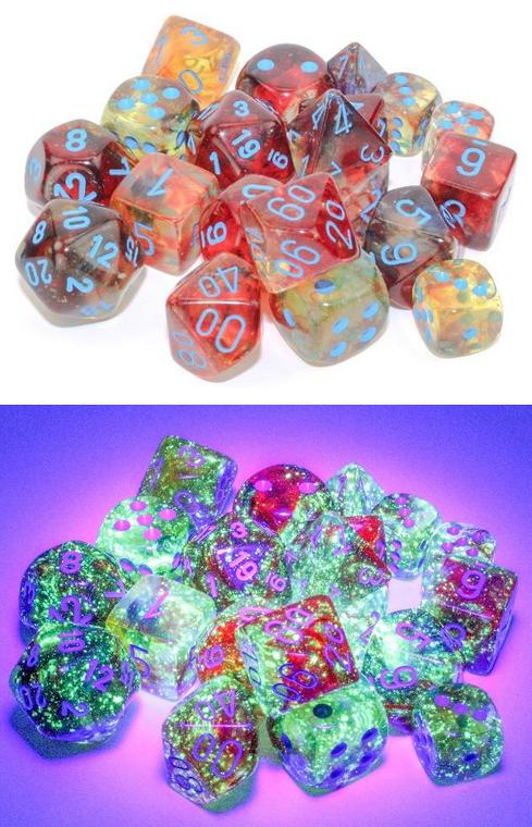 CHX Polyhedral Nebula Primary w/ Blue 27559