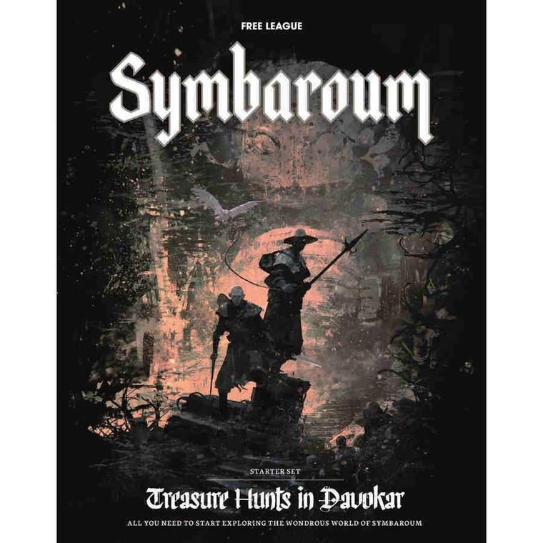 Symbaroum RPG Starter Kit