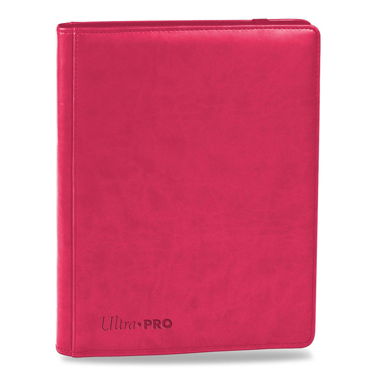 9P 360ct Premium Pro-Binder Bright Pink
