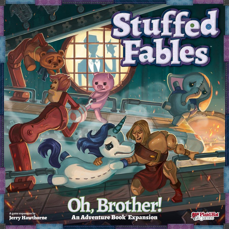 Stuffed Fables Oh Brother Expansion