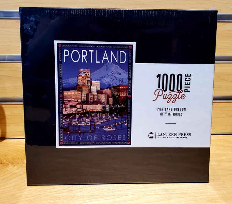 1000 Pc Portland, Oregon - City of Roses