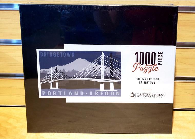 1000 Pc Portland, Oregon - Bridgetown