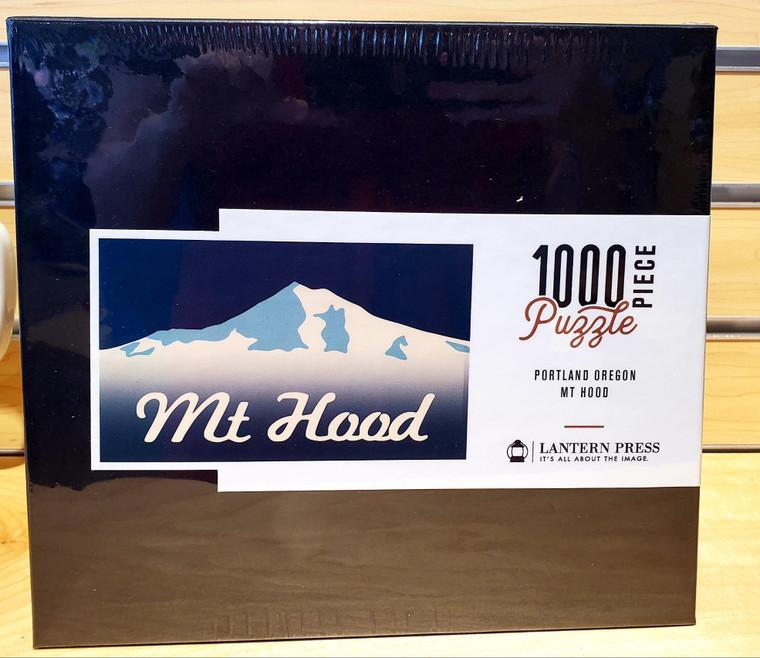 1000 Pc Portland, Oregon - Mt. Hood