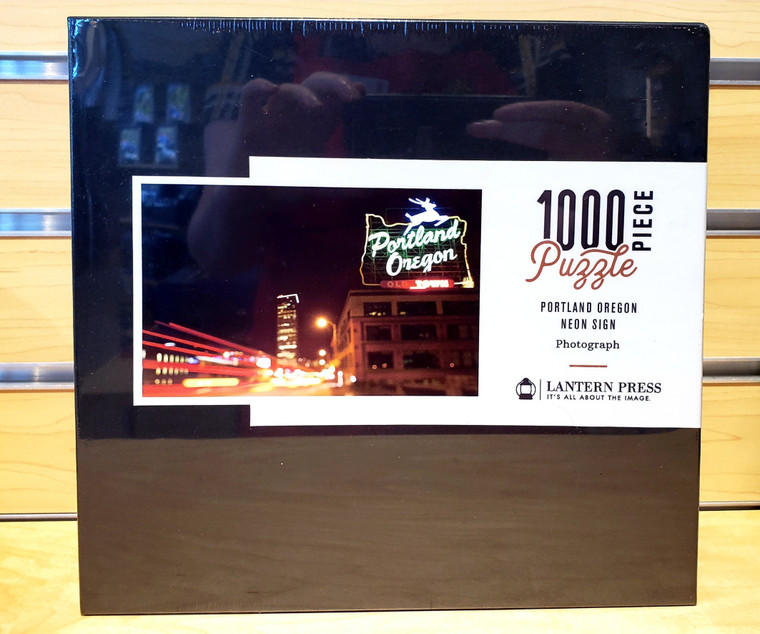 1000 Pc Portland, Oregon - Neon Sign