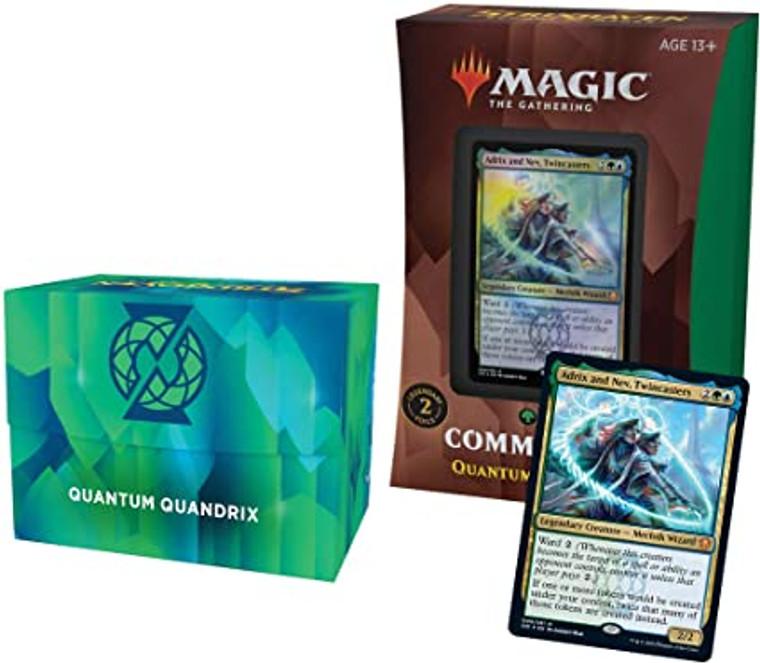 Commander 2021 Quantum Quandrix